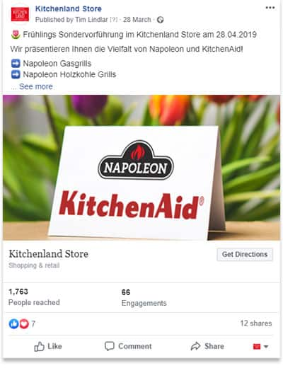 kitchenland-facebook-event